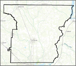 Lee County GIS Map